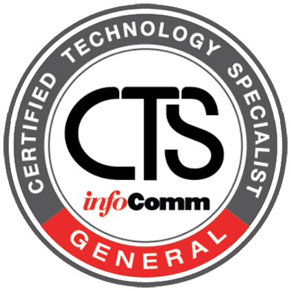 CTS Certified Staff