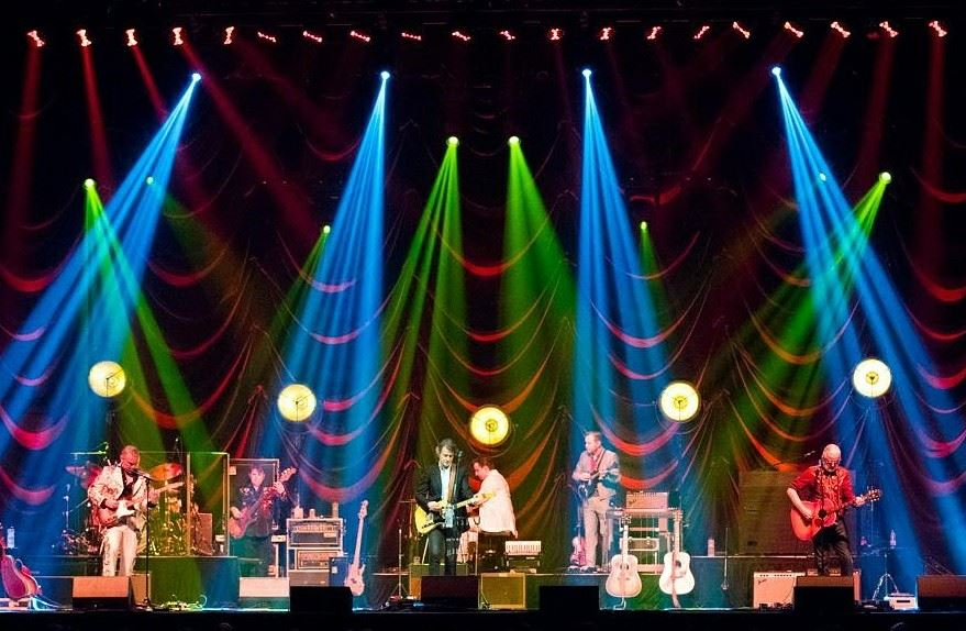 Blue Rodeo 2017 Tour, Photo by Steve Dormer