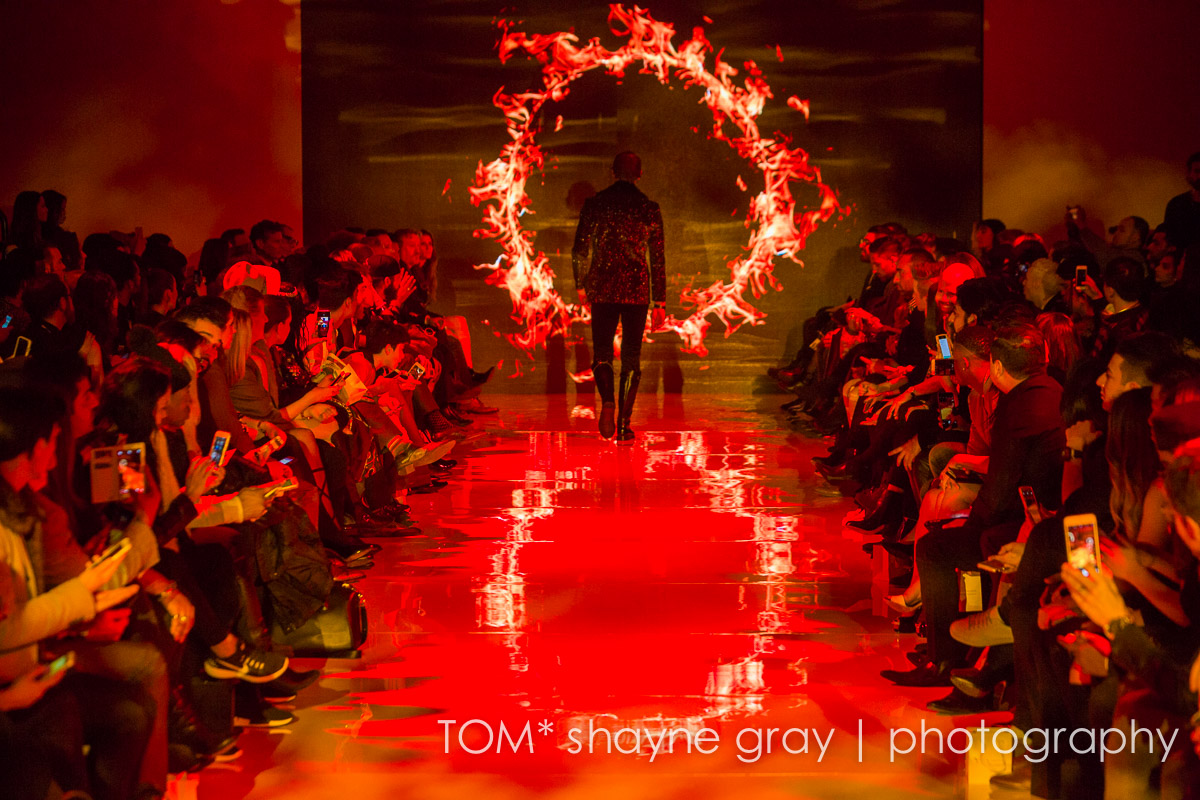 The Heat is On at Toronto Men's Fashion Week 2016