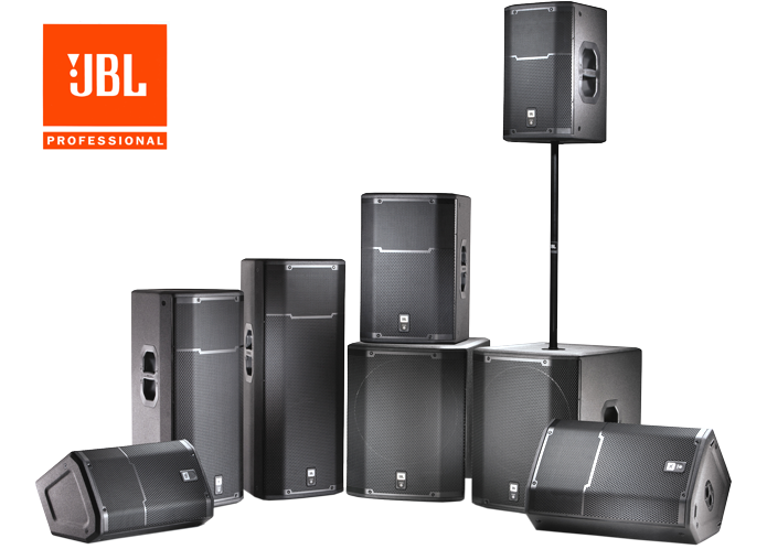 JBL Professional Speakers