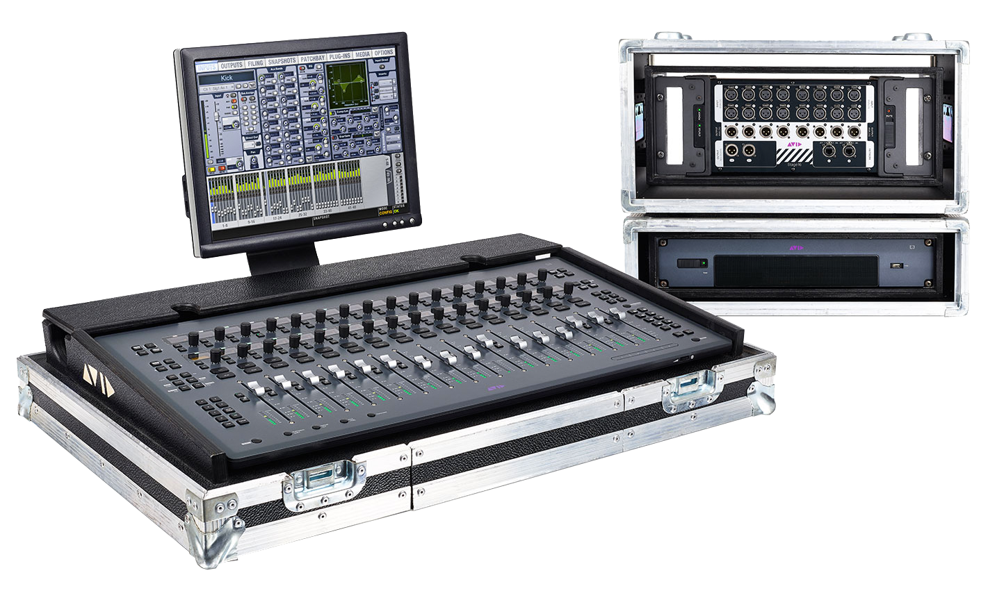 S3L-X Mixing Console System