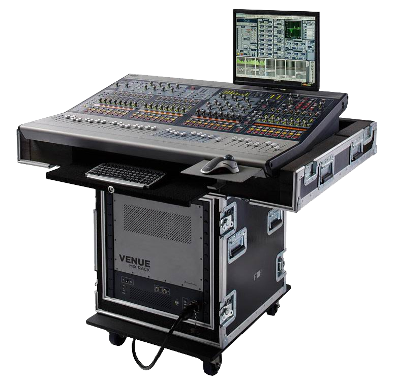 Profile 96 channel console system by avid technology for rent apex overview mozeypictures Gallery