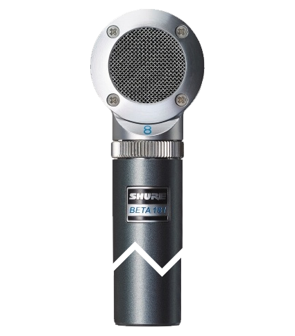 beta 181c microphone by shure for rent apex sound light corporation. Black Bedroom Furniture Sets. Home Design Ideas