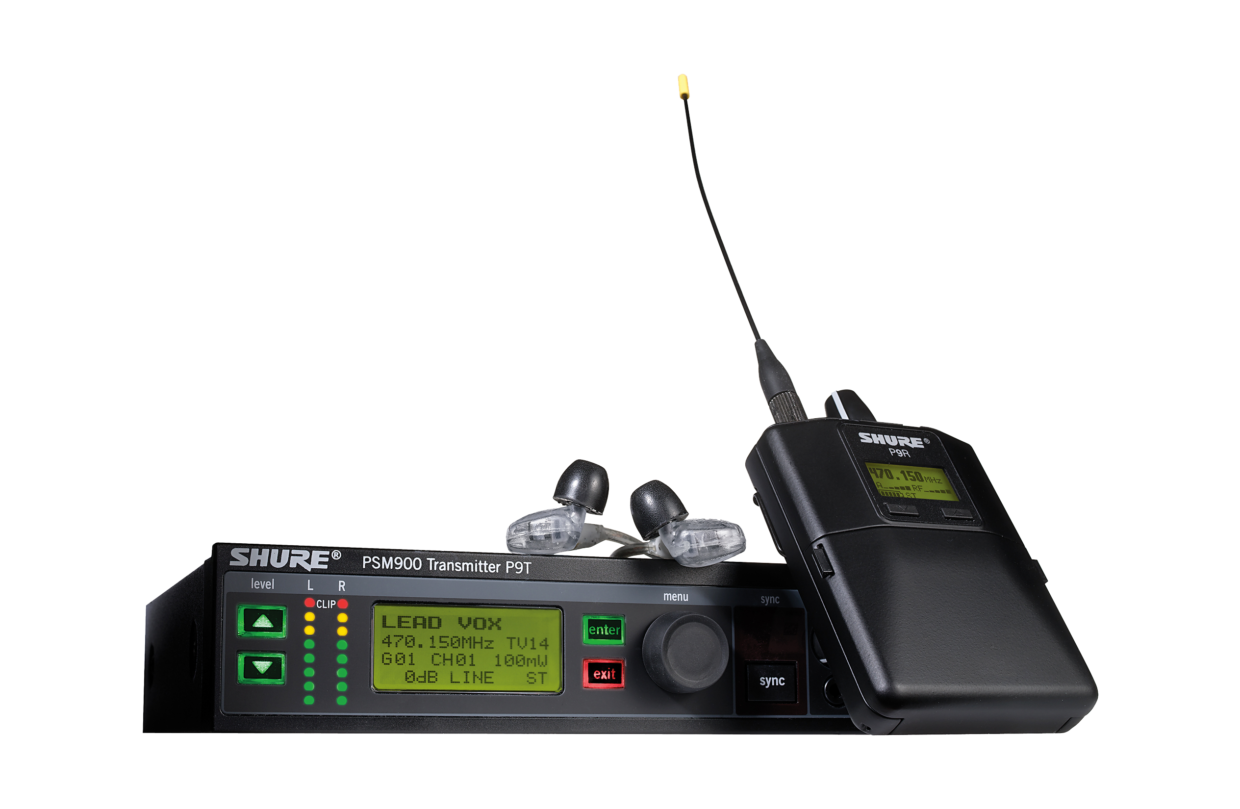 psm900 in ear monitor system by shure for rent apex sound light corporation. Black Bedroom Furniture Sets. Home Design Ideas