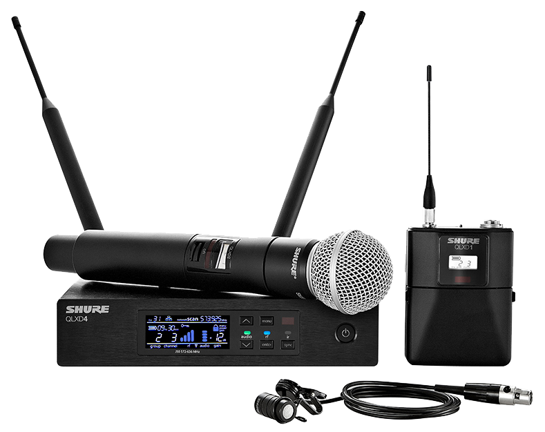 QLX-D Wireless Systems