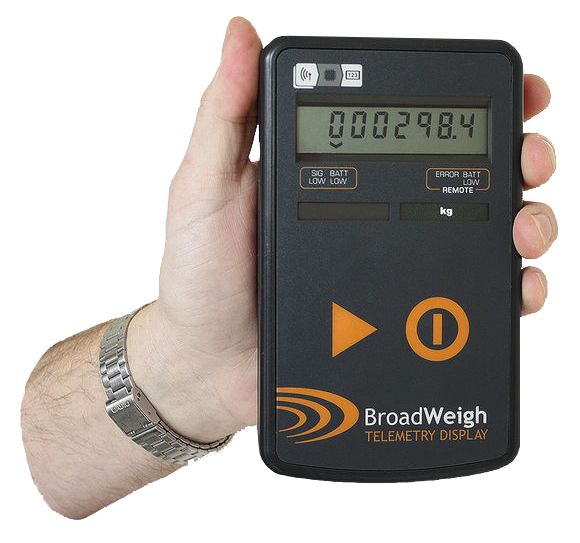 BW-HR Handheld Display