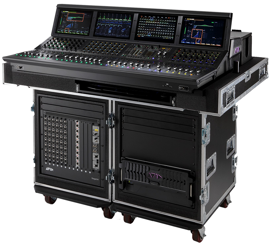 Professional Sound & Light Equipment Sales & Rentals
